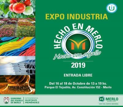 """Expo """"Hecho en Merlo""""- Tercera edición"""