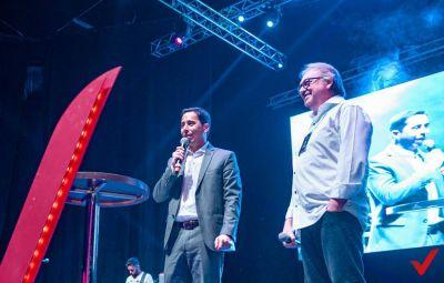 Concluyó congreso de JEBA en Mendoza