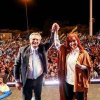 Alberto Fernández, Cristina y Kicillof cerrarán la campaña del Frente de Todos en la ciudad
