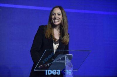 """Vidal en IDEA: """"Hicimos una autocrítica y queremos mostrarles que podemos ser mejores"""""""