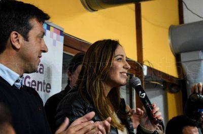 """Vidal en Necochea: """"El voto es un mensaje para ser mejores y hoy estamos dando respuesta"""""""