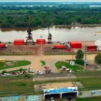 Chaco: concesionaron centro de acopio y silos del puerto de Barranqueras