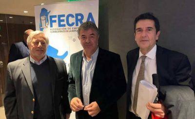 FECRA inauguró sus nuevas oficinas con la presencia de Carlos Melconian y Juan José Aranguren