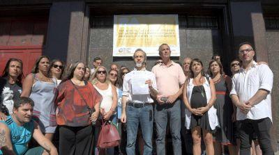 Docentes porteños reclamaron el inmediato adelantamiento de la cláusula gatillo por inflación