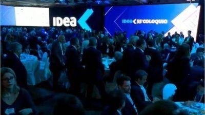 Inflación, país parado y pacto social definen el clima empresario en IDEA
