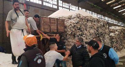 El Diputado Nacional y Secretario General del SOC, Walter Correa, presentará un Proyecto de Ley en defensa de la Industria del Cuero