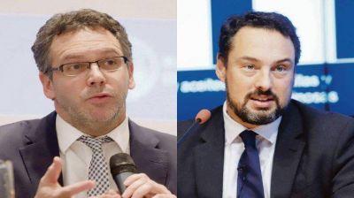 Alberto Fernández ya tomó la decisión: Sandleris y Cuccioli no continuarán en sus cargos