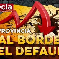 El riesgo de default en la Provincia