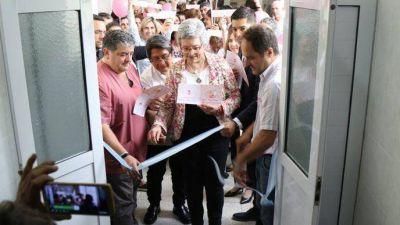Navarro: El intendente Maggiotti inauguró el nuevo hospital de día