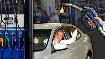 Estacioneros, en alerta: prevén cierres y más faltante de nafta si sigue congelamiento de precio