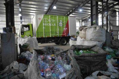 """El programa """"Recicla"""" recuperó 27 toneladas de materiales diferenciados en Tigre"""