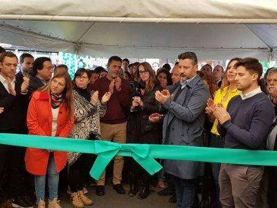 """Se inauguró la expo Hecho en Merlo """"Hecho con orgullo"""""""