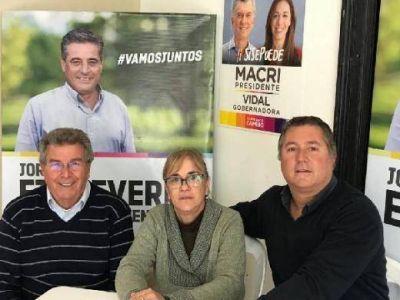 Los candidatos a concejales de Juntos por el Cambio conversaron con Infolobos