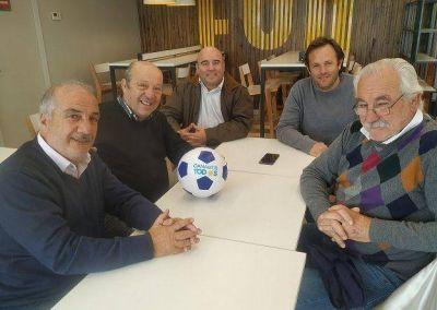 Jorge Paredi se reunió con productores del campo por las demandas de la comunidad rural de Mar Chiquita