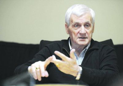 """Antonio Caló: """"Alberto Fernández va a ser el próximo presidente"""""""