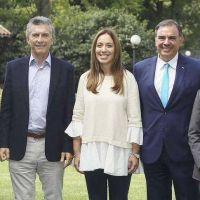 Kicillof y Vidal con un mano a mano en el Conurbano