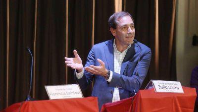 ¿Qué opinaron los candidatos sobre el faltazo de Florencia Saintout al debate?