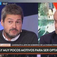Pese a la pobreza y la inflación, Hernán Lombardi tiene