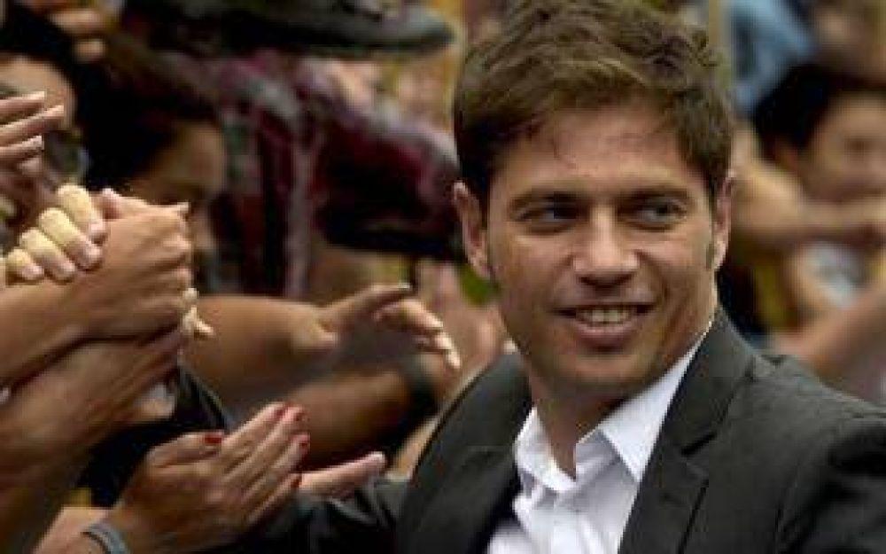 Elecciones 2019: Kicillof en Lanús y Ezeiza