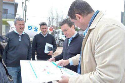 Motorizan plan de obras viales