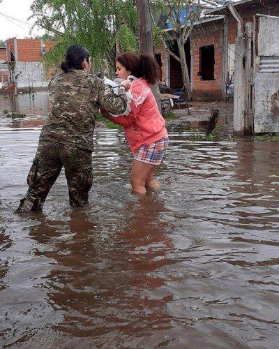 Cuáles son las obras hidráulicas paralizadas que podrían evitar las inundaciones