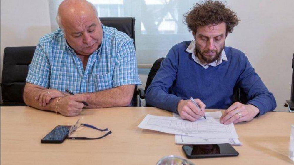 El municipio licitó la red colectora cloacal para el barrio Castelli Oeste