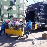 Recolección de residuos: el intendente Corral negó que el monto de la deuda con Cliba sea abultada