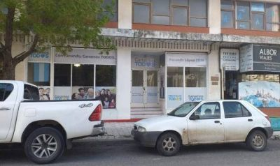 """El Frente """"Todos"""" denunció acto vandálico con local partidario e interpeló a la dirigencia de la UATRE"""