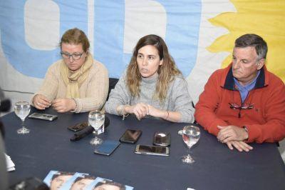 El Frente de Todos denuncia robo de boletas en local partidario