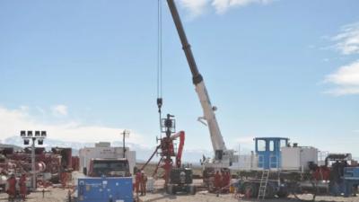 Descubrieron un nuevo yacimiento de petróleo convencional en Malargüe