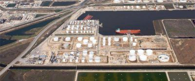 Las compañías petroleras del Golfo de México se preparan para el ciclón tropical