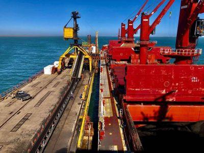 YCRT exportó energía a Brasil