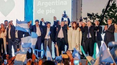 Alberto se prepara para una transición con un duro diagnóstico y más reproches al Presidente