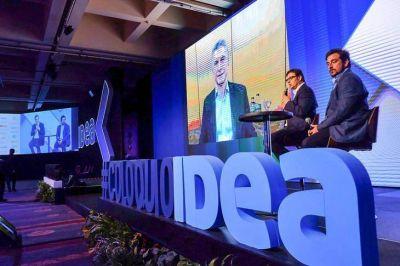 Coloquio Idea: Macri aspira a un acuerdo con la oposición tras las elecciones