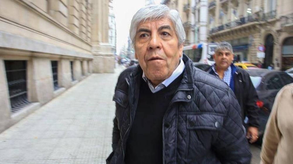 Hugo Moyano se ilusiona con una visita del papa Francisco a la Argentina y ya piensa en concretar un encuentro