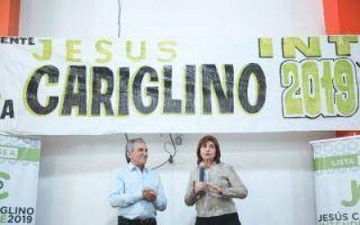 Senador cruzó a Patricia Bullrich que dijo que si no gana Cariglino