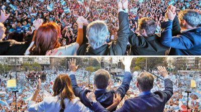 Macri, CFK y el inviable país del tercio