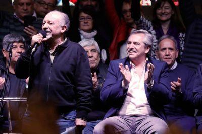 Sindicalistas alineados con Fernández opinaron sobre el pacto social y la reforma laboral ante cientos de empresarios