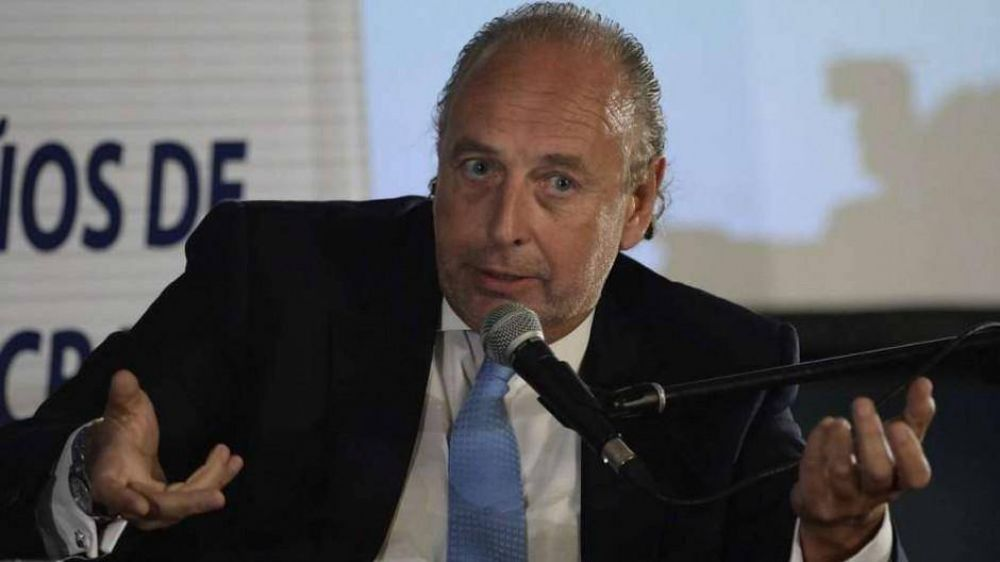 Manzano empuja a Jorge Sapag para Energía