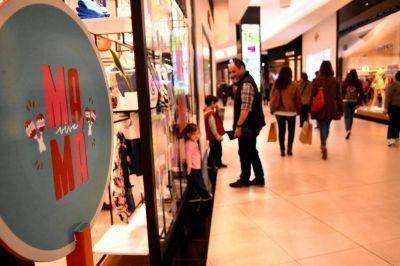 Día de la Madre: los comerciantes registraron un 30% menos de ventas que el año pasado