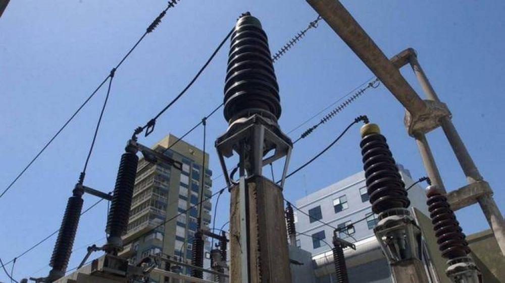 La demanda de energía cayó un 5,1% en los primeros nueve meses del año
