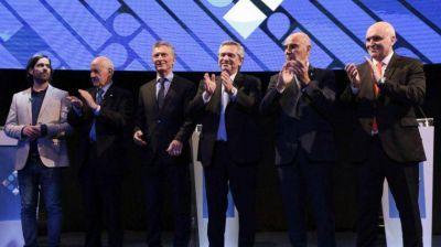 El segundo debate mostró un Macri ofensivo que se jugó por el balotaje