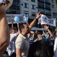 Leando Costa presente en La Marcha del Millón