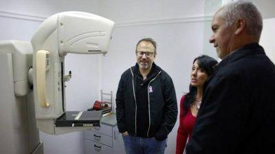 Polémica en Tres de Febrero: Valenzuela inauguró el Centro de Diagnóstico para la Mujer con la veda impuesta para obras públicas