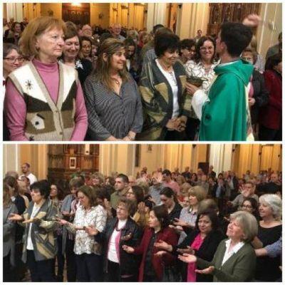 Nueva misión impulsada por la Parroquia Nuestra Señora del Carmen