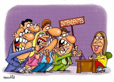 Se tensa la relación de Vidal con los intendentes peronistas