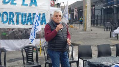 Coria analizó el presente del Puerto de Buenos Aires
