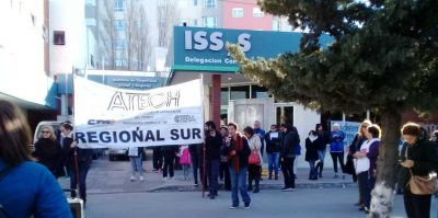 Los docentes Chubutenses no dan tregua y anunciaron que seguirán las protestas