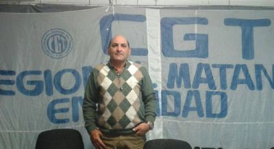 La CGT La Matanza dice que el Ministerio tiene una política de