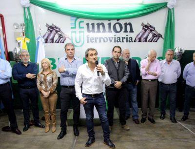 Unión Ferroviaria: Lista de Sasia ganó ampliamente en elección de delegados